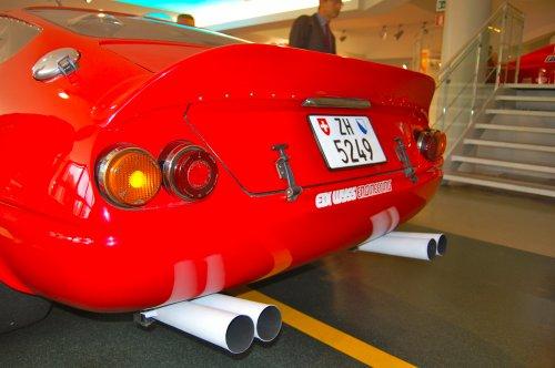 Музей Ferrari. Часть 1