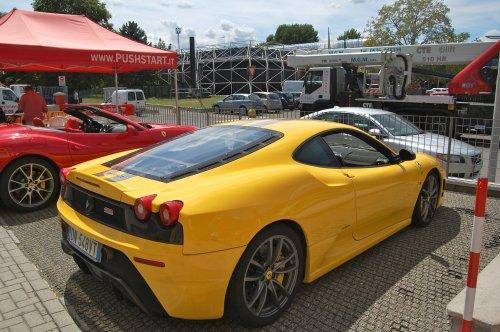 Музей Ferrari. Часть 3