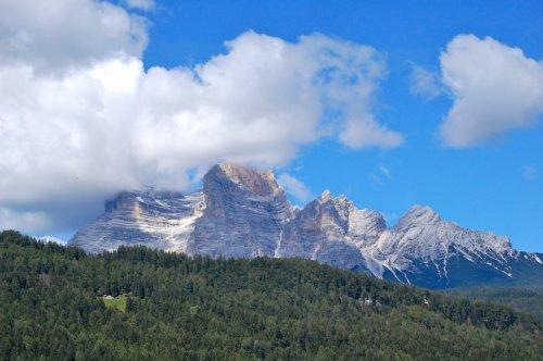 Доломитовые Альпы, Часть 1