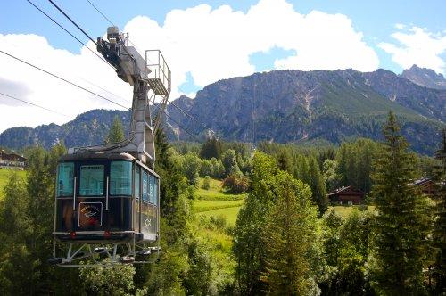 Доломитовые Альпы, Часть 2