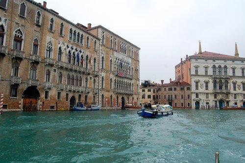 Высокая вода. Венеция. Ноябрь 2012. Часть I, Дообеденная