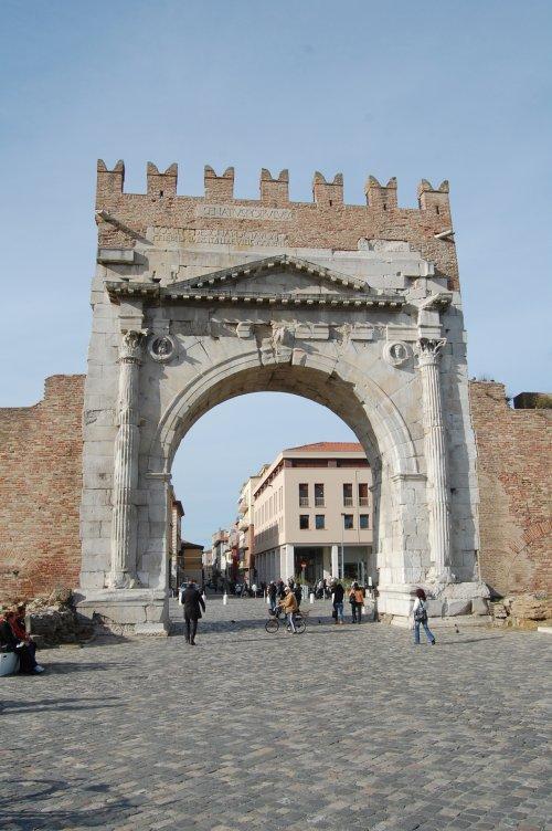 Римини и Сан Джулиано